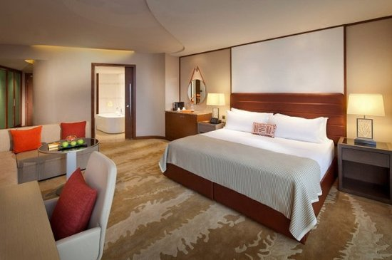 Jumeirah Beach Hotel: Ocean Superior Room