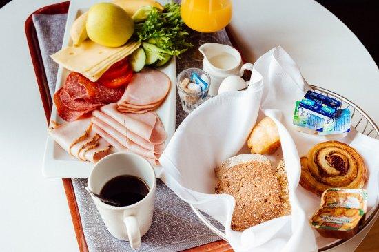 Radisson Blu Plaza Hotel, Helsinki: Breakfast