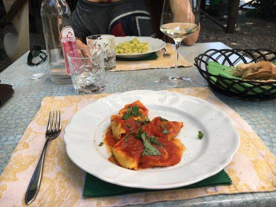 Molino del Piano, إيطاليا: Delicious!