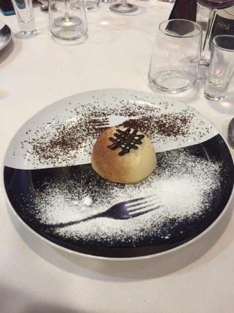 Aquattro Restaurant : Dolce Spettacolare!