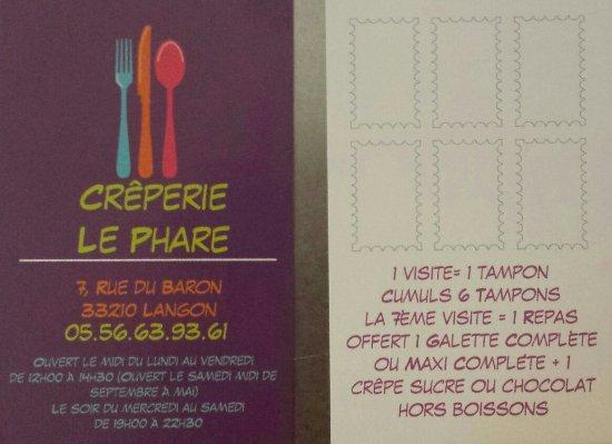 Langon, Frankrike: Le Phare
