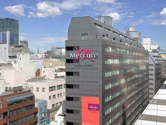 ميركيور هوتل جينزا طوكيو