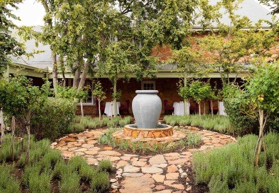 Magaliesburg, แอฟริกาใต้: Courtyard