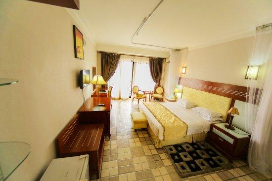 Hotel Africana: deluxe room
