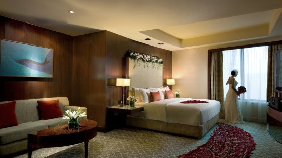 InterContinental Jakarta MidPlaza: Guest Room