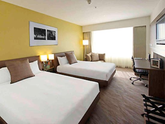 Greenlane, New Zealand: Guest Room