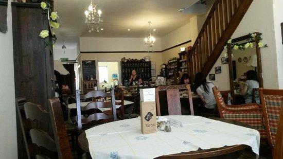 Jacqueline S Tea Room Colchester