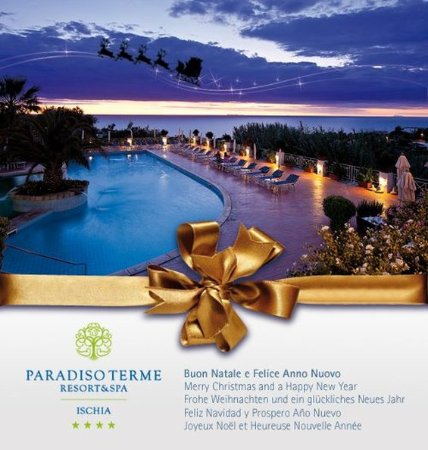 Paradiso Terme Resort & Spa: Exterior
