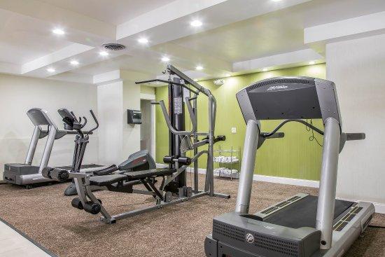 Quality Inn & Suites Middletown - Newport : Fitness center