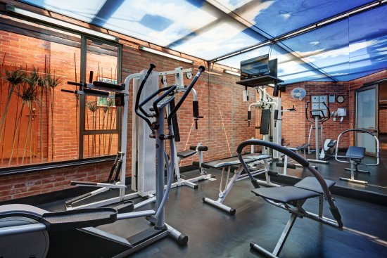 Lancaster House: Fitness Center