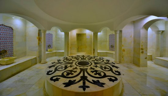 Orange County Resort Hotel Alanya: TURKİSH BATH