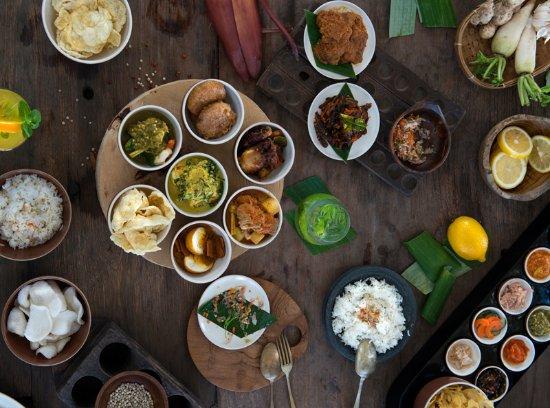 The Warung at Alila Villas Uluwatu: Nasi Campur