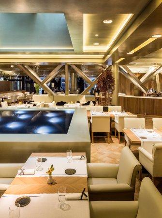Oria restaurant barcelona eixample restaurant reviews for Hotel w barcelona restaurante