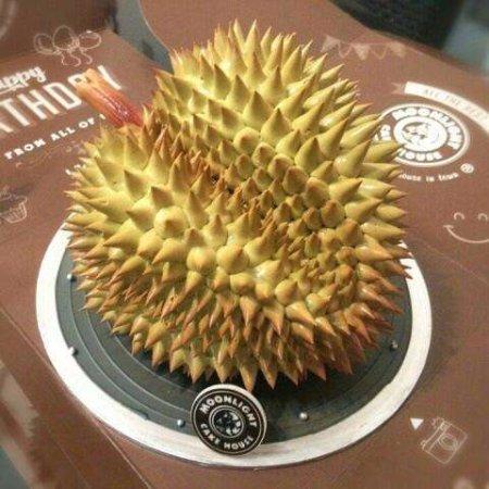 Durian Cake Recipe Malaysia