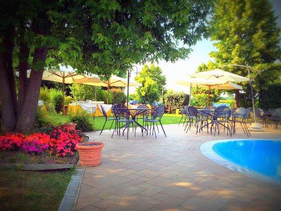 La Credenza San Francesco Al Campo : Genial romantisch restaurant relais san francesco al campo