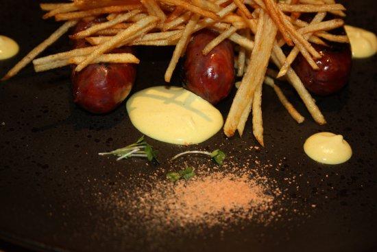 No6 Restaurant: Chorizo