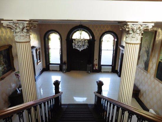 Lyrath Estate Hotel & Spa: 旧エントランス2階から