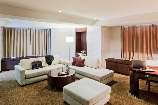 Novotel Ambassador Daegu: Guest Room