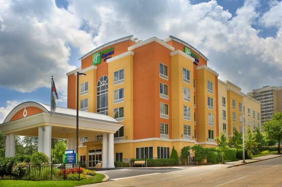 Holiday Inn Express & Suites Chattanooga Downtown: Welcome
