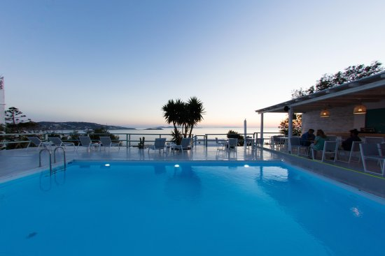 Omiros Hotel: Swimming pool