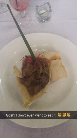 Ayanna's London: Curry goat