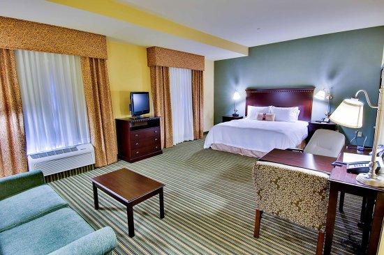 Hampton Inn & Suites West Sacramento: Suites