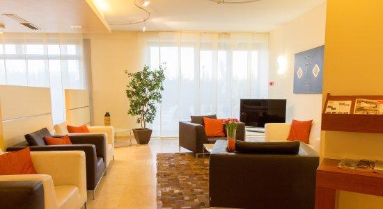 Vigasio, Italien: TV lounge