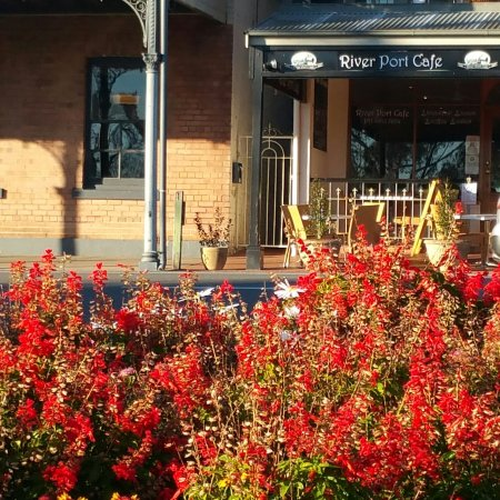 Morpeth, Australia: River Port Cafe
