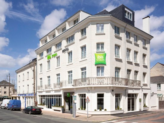 Ibis styles saumur gare centre updated 2017 hotel for Hotels saumur