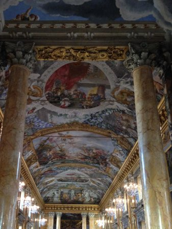 Marino, Italie : Palazzo Colonna