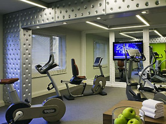 Sofitel Brussels Le Louise: Recreational Facilities