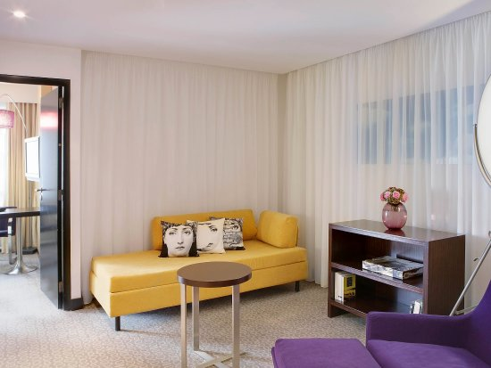 Sofitel Brussels Le Louise: Guest Room