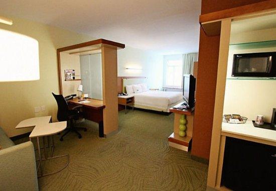 SpringHill Suites Cincinnati Midtown: King Suite