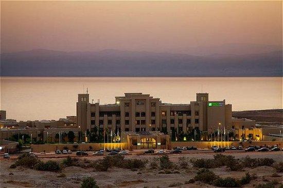 Holiday Inn Resort Dead Sea: The Resort Exterior Building