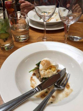 The Lime Tree Restaurant: Starter