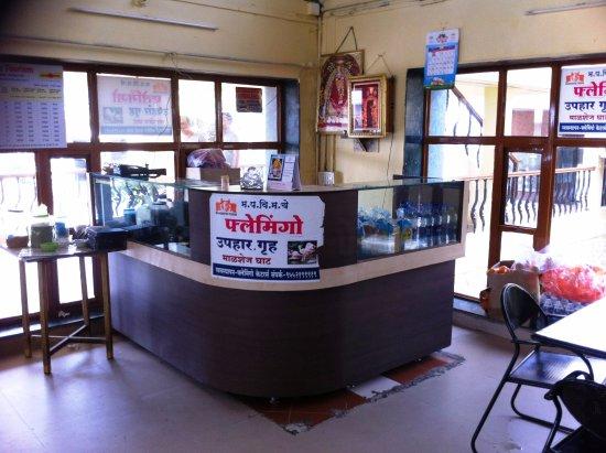 flamingo hill restaurant cashiers counter