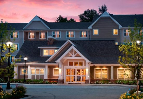 Residence Inn North Conway : Entrance