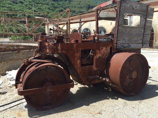 Guspini, Italia: Miniera di Montevecchio