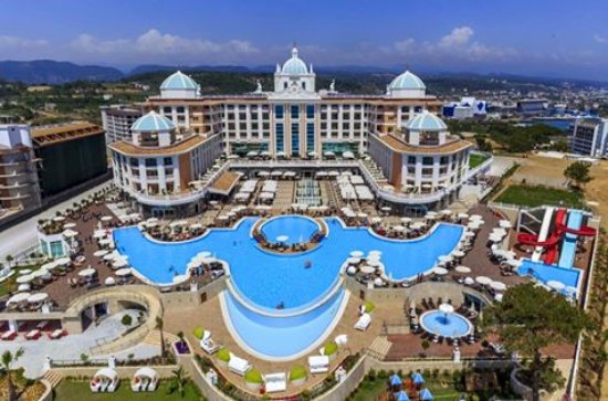 Litore Resort Hotel Spa Turkey Antalya Province Reviews
