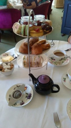 Staddlebridge, UK: Afternoon Tea