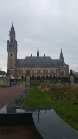 Friedenspalast (Vredespaleis): Peace Palace