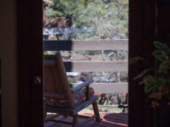 Knickerbocker Mansion Country Inn: View
