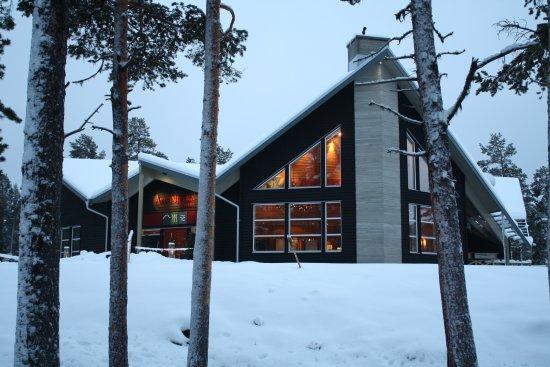 ÅrreNjarka Fjällby