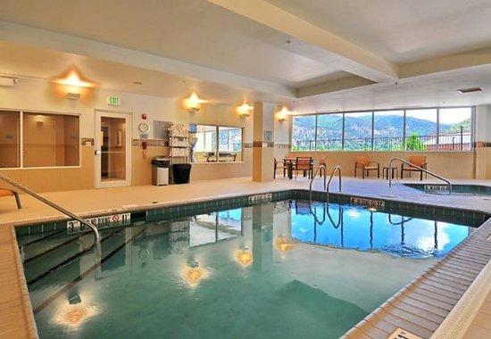 Courtyard Glenwood Springs: Indoor Pool