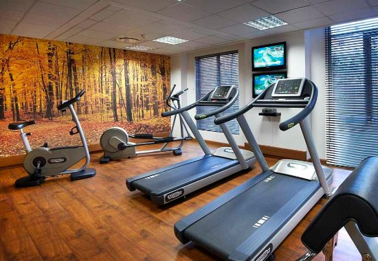 Protea Hotel Fire & Ice Melrose Arch: Fitness Center - Cardio
