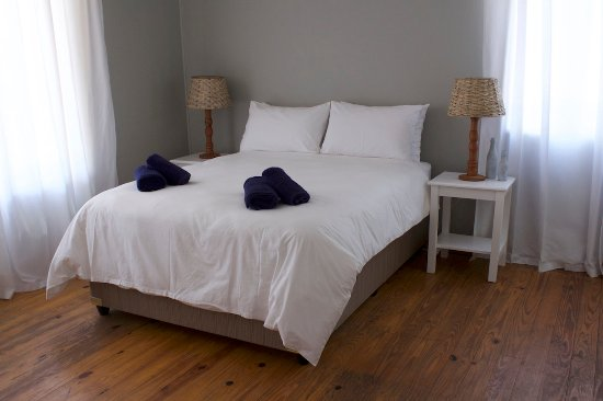 Sodwana, Sudáfrica: Guest House 8-sleeper Bedroom