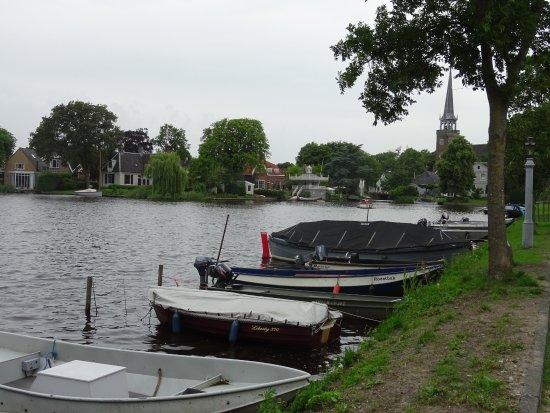 Broek in Waterland;Sint Nicolaaskerk aan het Havenrak;dorp met18de eeuwse architectuur