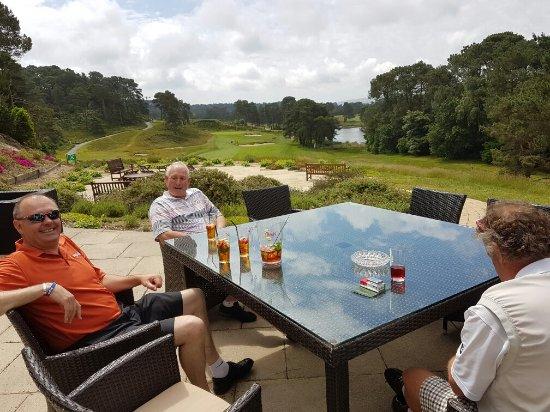Parkstone Golf Club: 20160624_113619_large.jpg