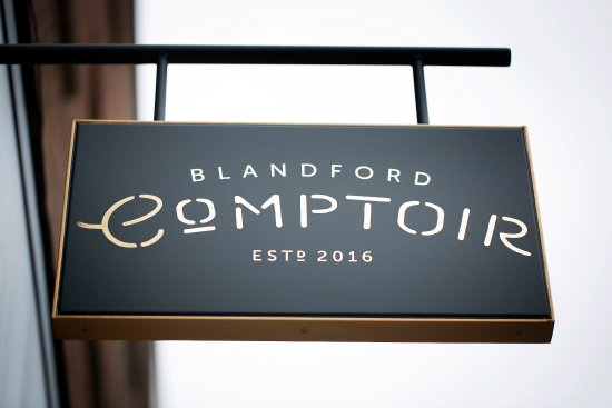 Photo of Mediterranean Restaurant Blandford Comptoir at 1 Blandford Street, London W1U 3DA, United Kingdom
