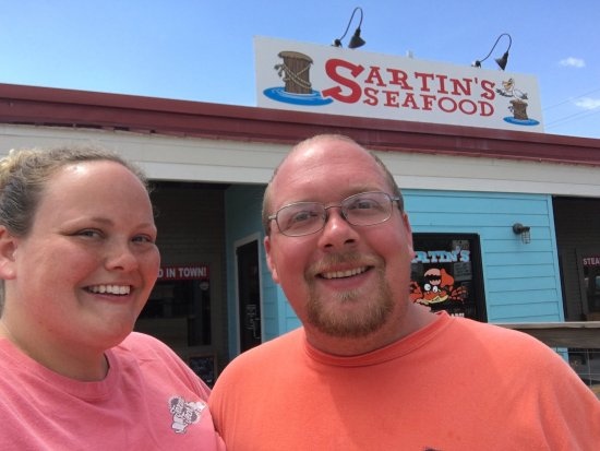 Nederland, TX: Sartin's Seafood